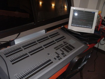 Etc Ion Lighting Desk manual
